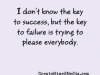 i-dont-know-the-key-to-success